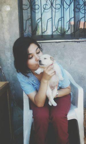 Te amo amor de mi vida ! Mydog♡ Chemahermoso Chemademivida Chemateamo