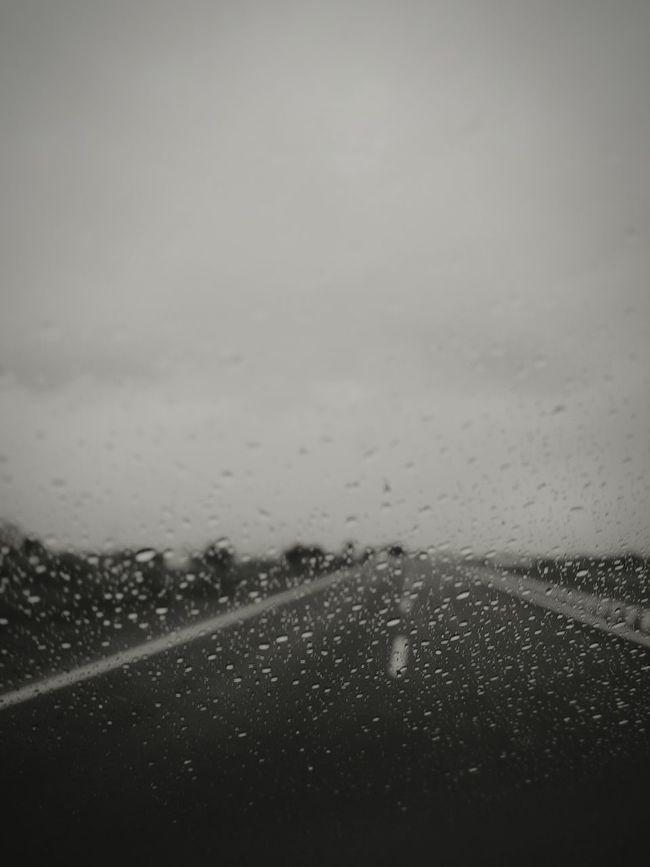 Rain. Rain Glass. Long Drive. Weather Damped Weatger. Low Moon Light