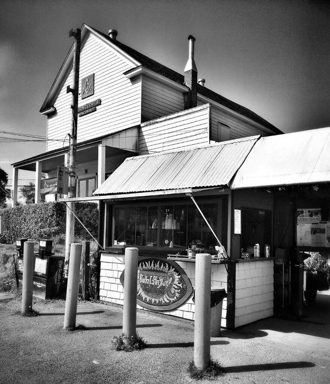 Coffee Burton Coffee Stand Small Town Feel