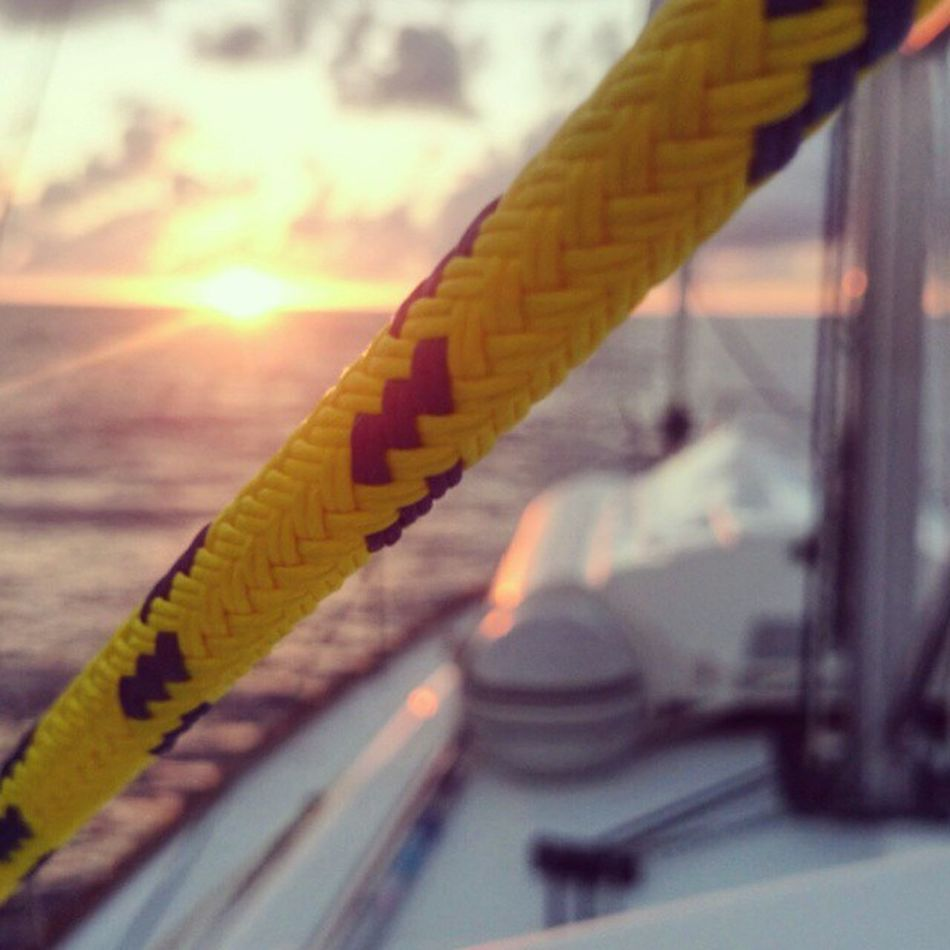 Sailing Caribbean Traversee MiamiToTortola Work