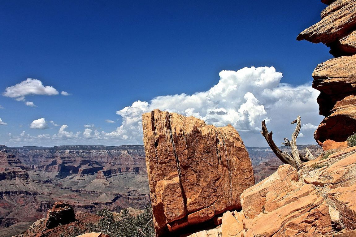 Beautufulwiew Canyon Eroded Grand Canyon Great Views Landscape_photography Outdoors Rock Rock - Object Rock Formation Scenics Tranquil Scene Tranquility Landscapes With WhiteWall The KIOMI Collection