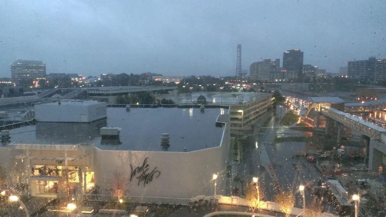 RainyDay, TysonsCorner, Tyson Plaza, Good Morning