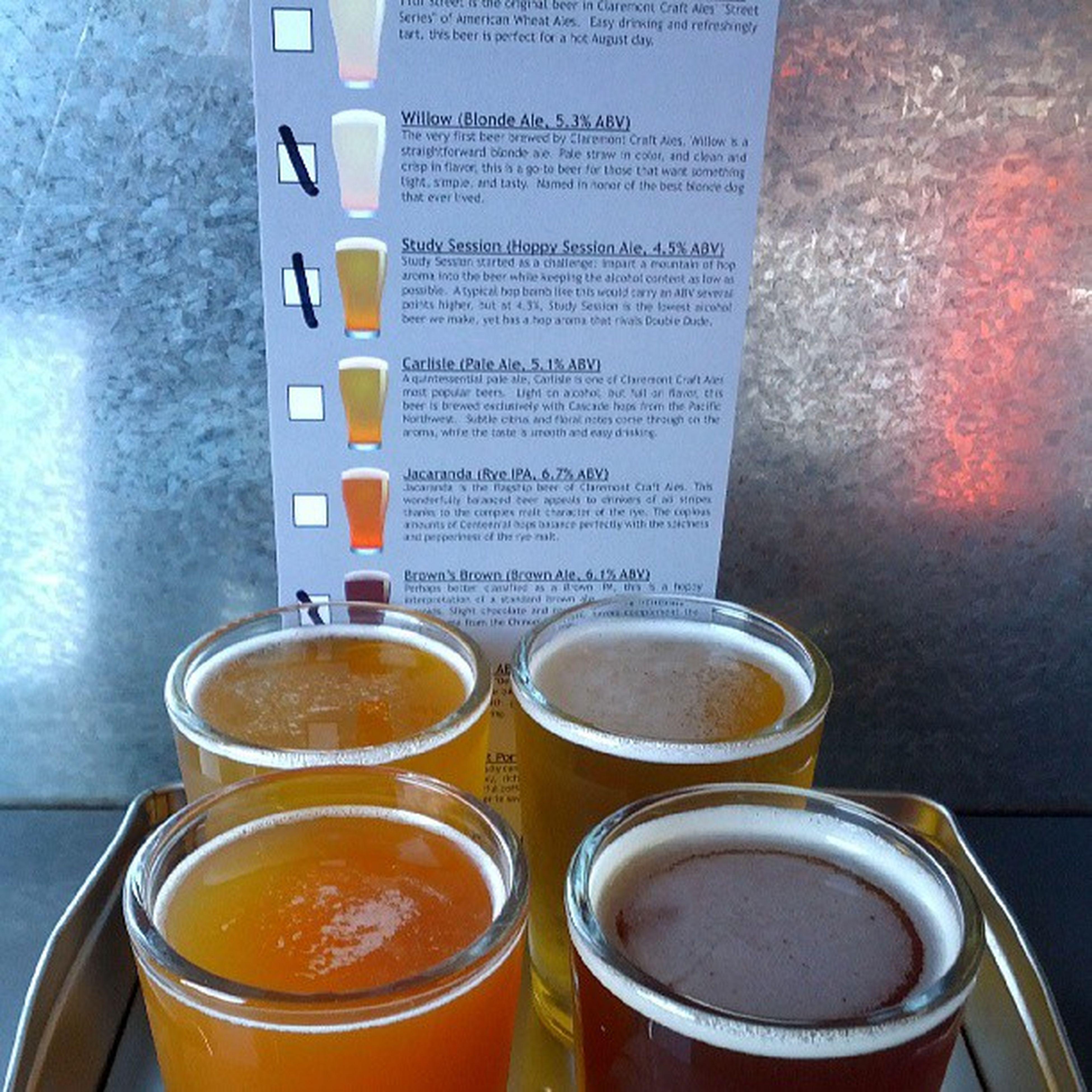 Claremont Craftales Claremontcraftales Beers let's hope this is better @predzridez