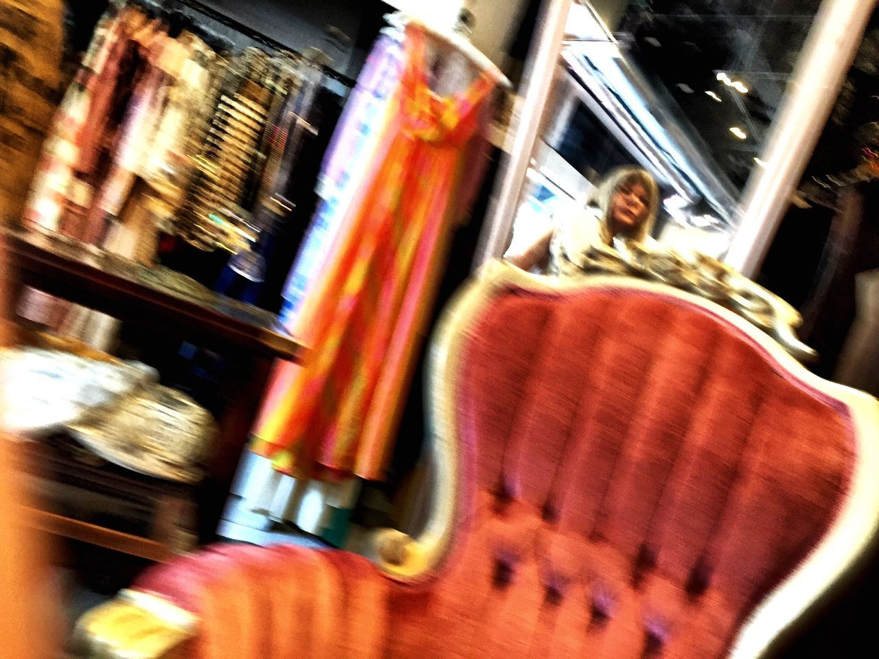 Vintage in jersey city Blur