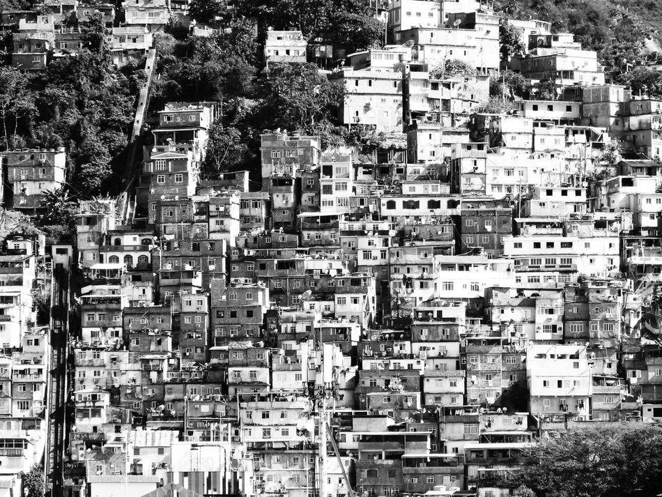 Architecture Black And White Black And White Photography Blackandwhite Bresil  Building Exterior City Favela Favelabrazil Noir Et Blanc Noir&blanc Rio Rio De Janeiro Rio De Janeiro Eyeem Fotos Collection⛵ Riodejaneiro Town Travel Travel Destinations Travel Photography Travelphotography