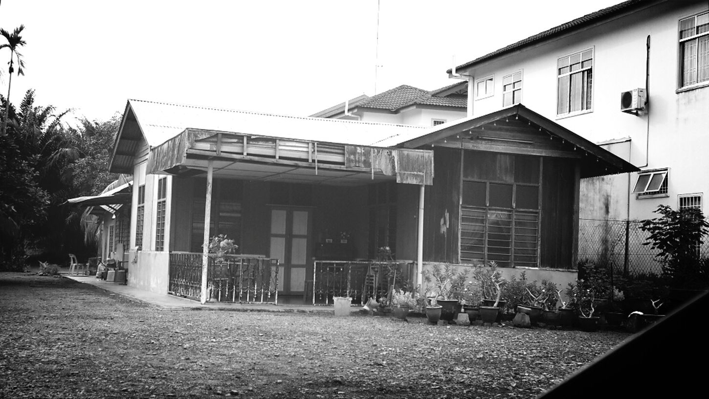 Black&white My Grandmother Home :-) Taking Photos