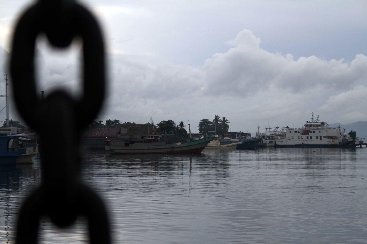 Port Ships Transportation