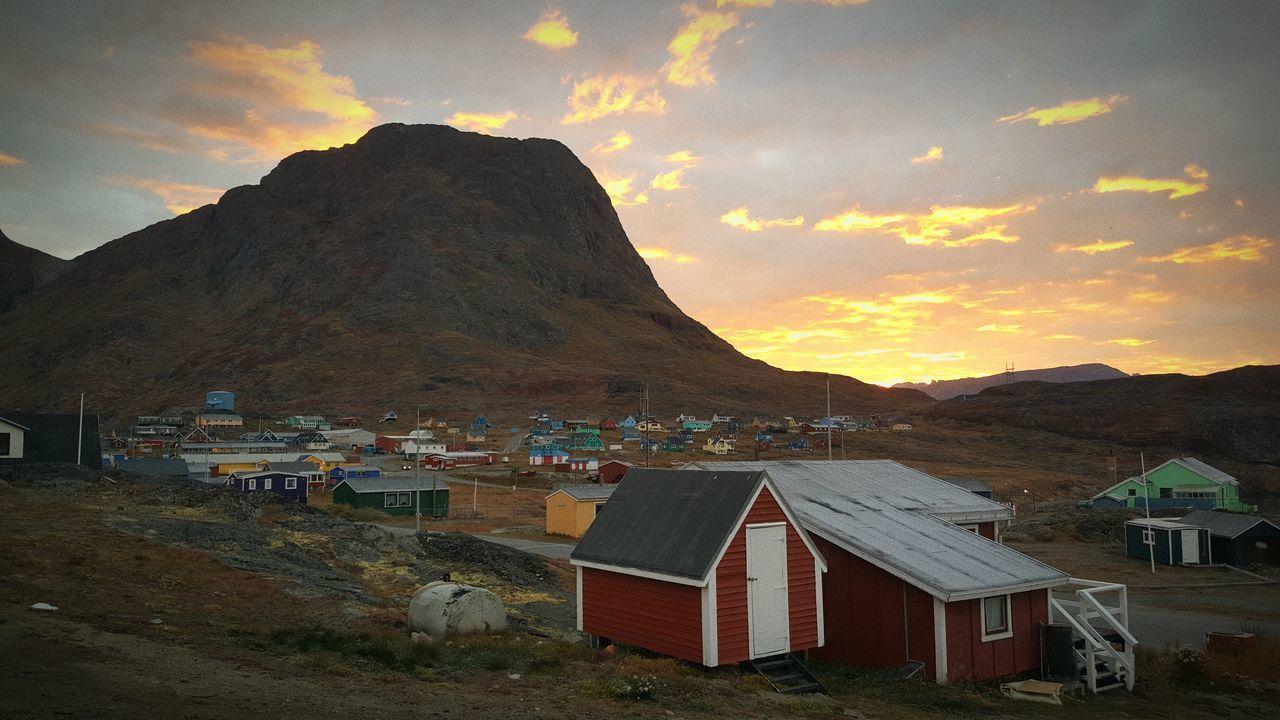 Sunonitsway Narsaq Southgreenland Greenland Gettingcolder