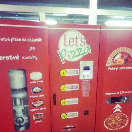 Pizza Vending Machine waaaaaat