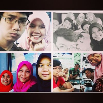 Cerita hari ini. A day well spend with them. Work out. Mkn. Bowling. Memekak2. Even ada yy xcukup. We missed both of u. Asik sebut je. Tu yg tag jugak. Ihiks.. Penat. Penat gelak. Sakit tekak. Sakit kaki. Thanks for today. And thank you ya rabb for granting me with such a wonderful friend. Goodnyte.