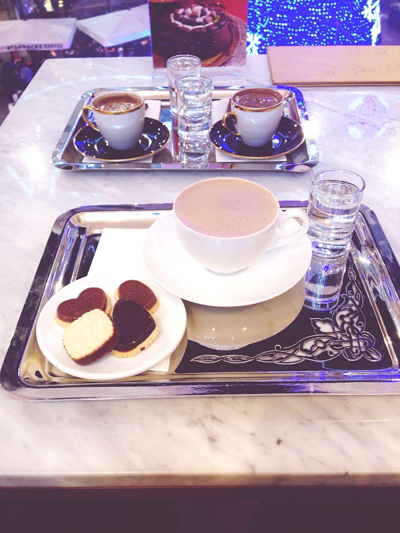 Godiva Akasya Avm Sıcak çikolata Hot Chocolate Kahve