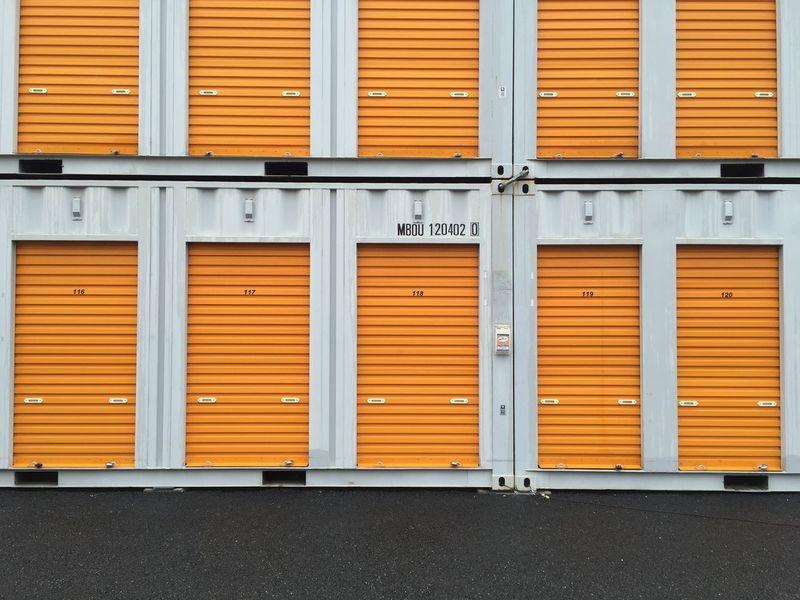 Storage Space Rental Facility Tokyo Japan