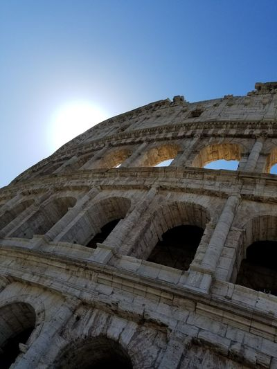 Rome, Italy History Colliseum Ancient Travel Destinations Archaeology Ancient Civilization Old Ruin Architecture Tourism Travel Ancient History No People Trip Of A Lifetime The Real Deal  In Awe Roman Ruins