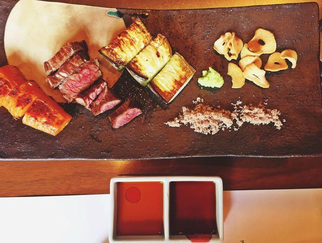 Yakiniku Japanese Food Foodporn Fukuoka Fukuoka,Japan Delicious Exquisite Japan Grill Business Lunch IPhoneography Nice Presentation Ultimate Japan Food Food Porn Foodphotography