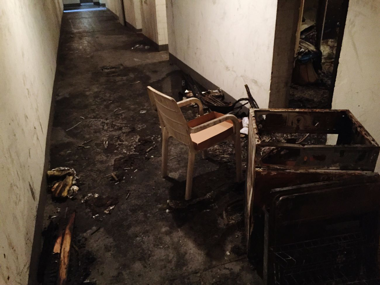 Burned Chair Empty House Table Indoors  Group Of Objects Messy Dirty Day Worn Out Large Group Of Objects Discarded No People Wrecked