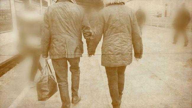 Oldlove Me In Sixty Years Bae❤️ Gentleman  Granny Grandpa Cute♡