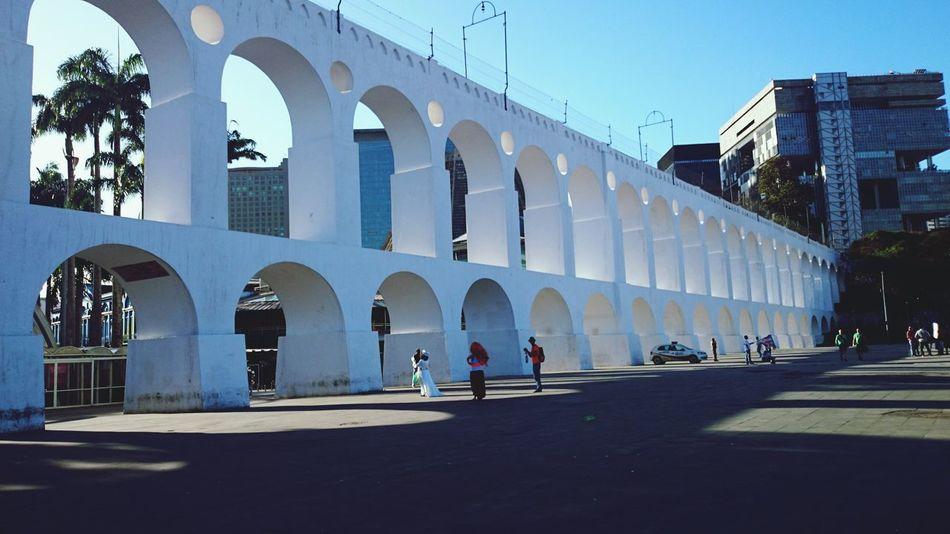 Lapa Arcos Da Lapa <3 Holiday Monument