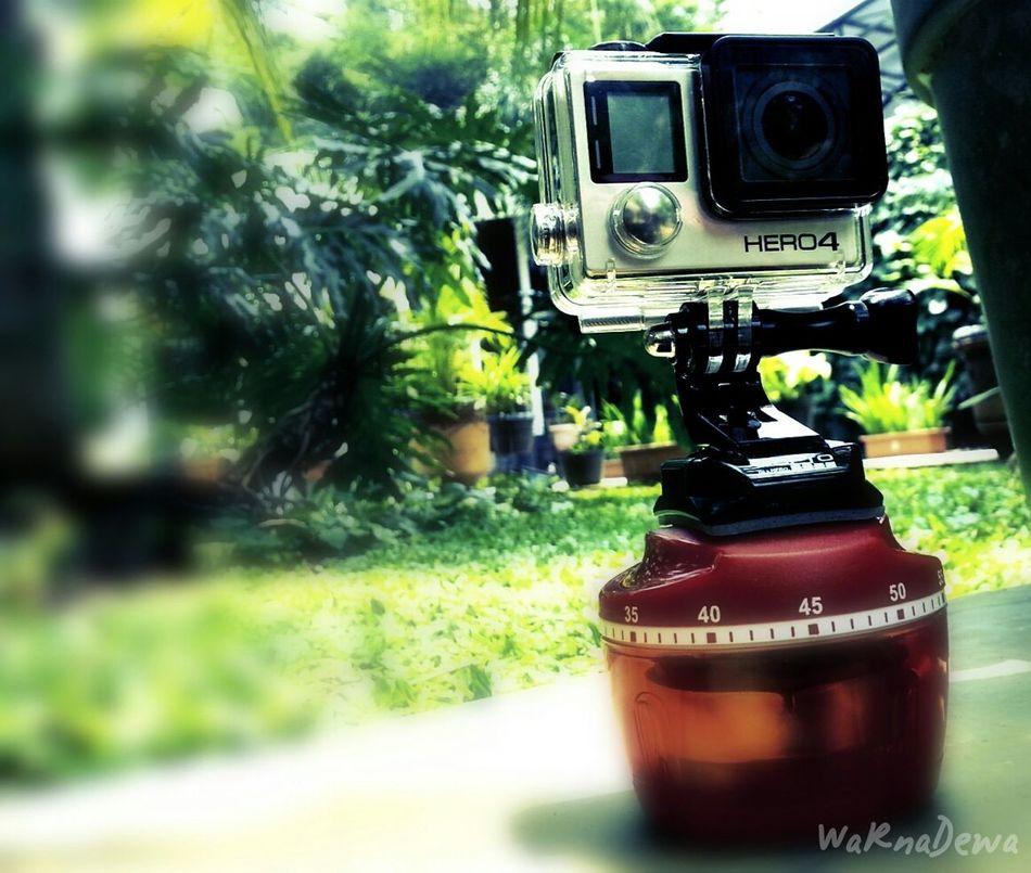 360° hyperlapse trial w/ cooking timer Taking Video Goprohero4 Trial Follow4follow Like4like Followshoutoutlikecomment