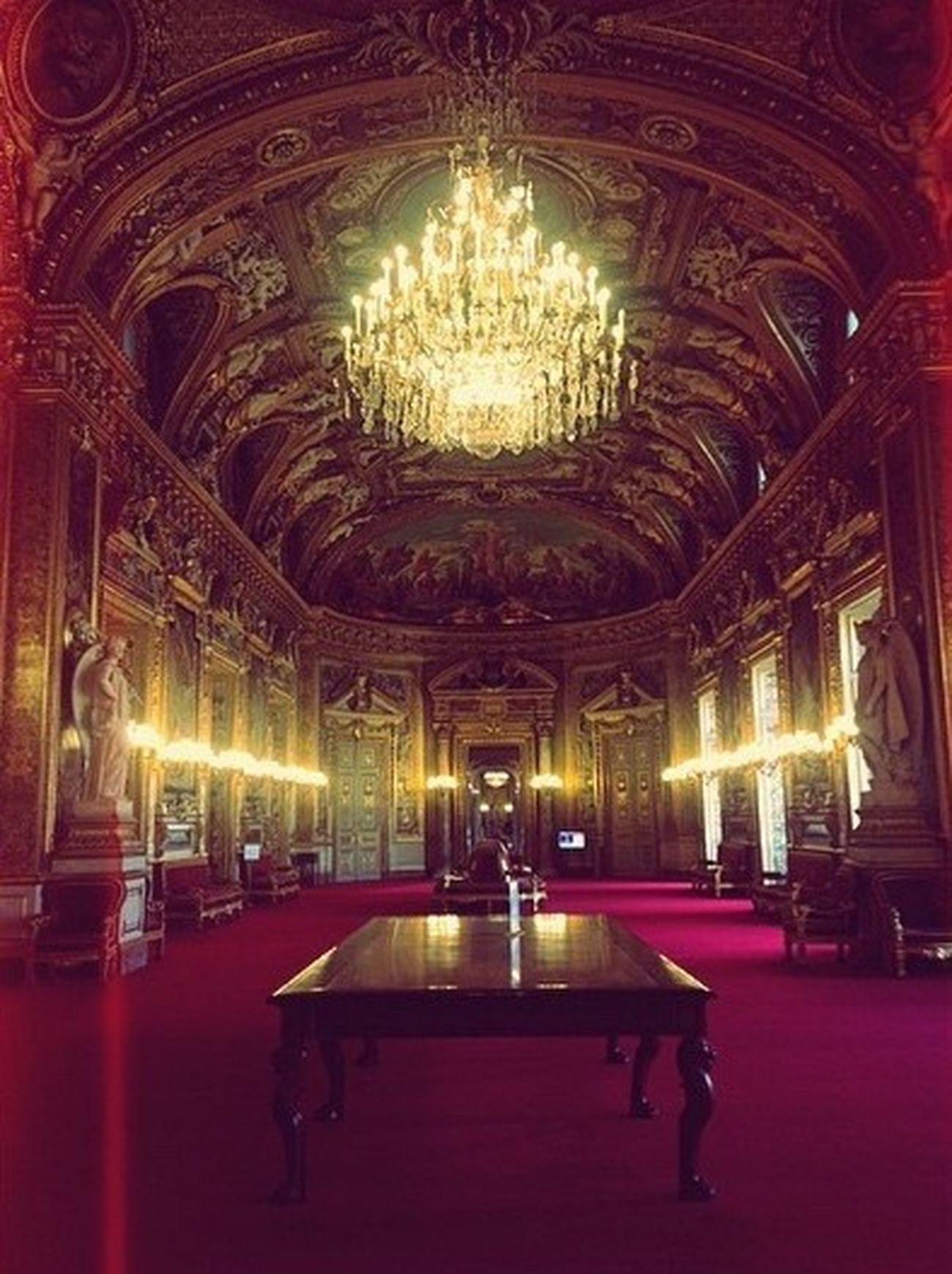Sénat Law France