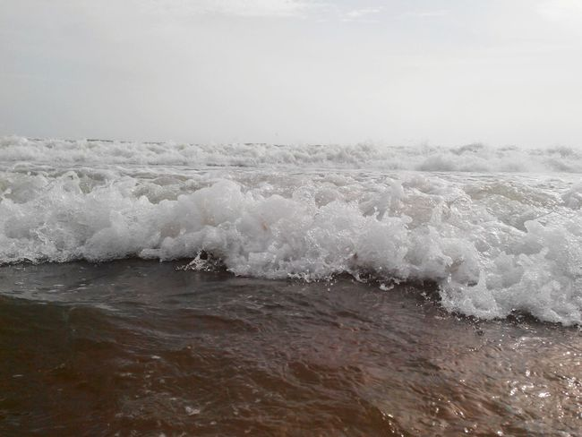 Waves, Ocean, Nature Waterscape Little Waves Trying Something Different Taking Photos Kerala The Gods Own Country ;) Beachphotography