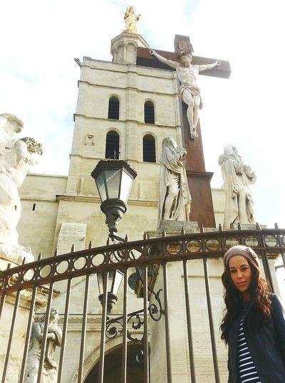 Beautiful. Pope's Palace Avignon France 2014
