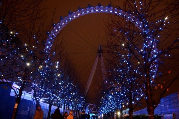 London eye at london by angrycupcake28