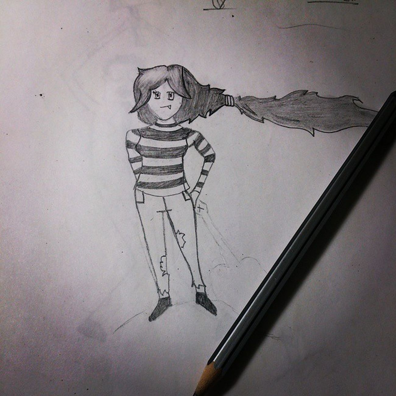 Marceline Adventuretime Drawing Pencil