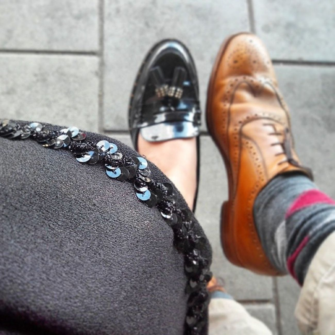 On our way to Leuven for happy lunching. Photography Fashion Stylecouple