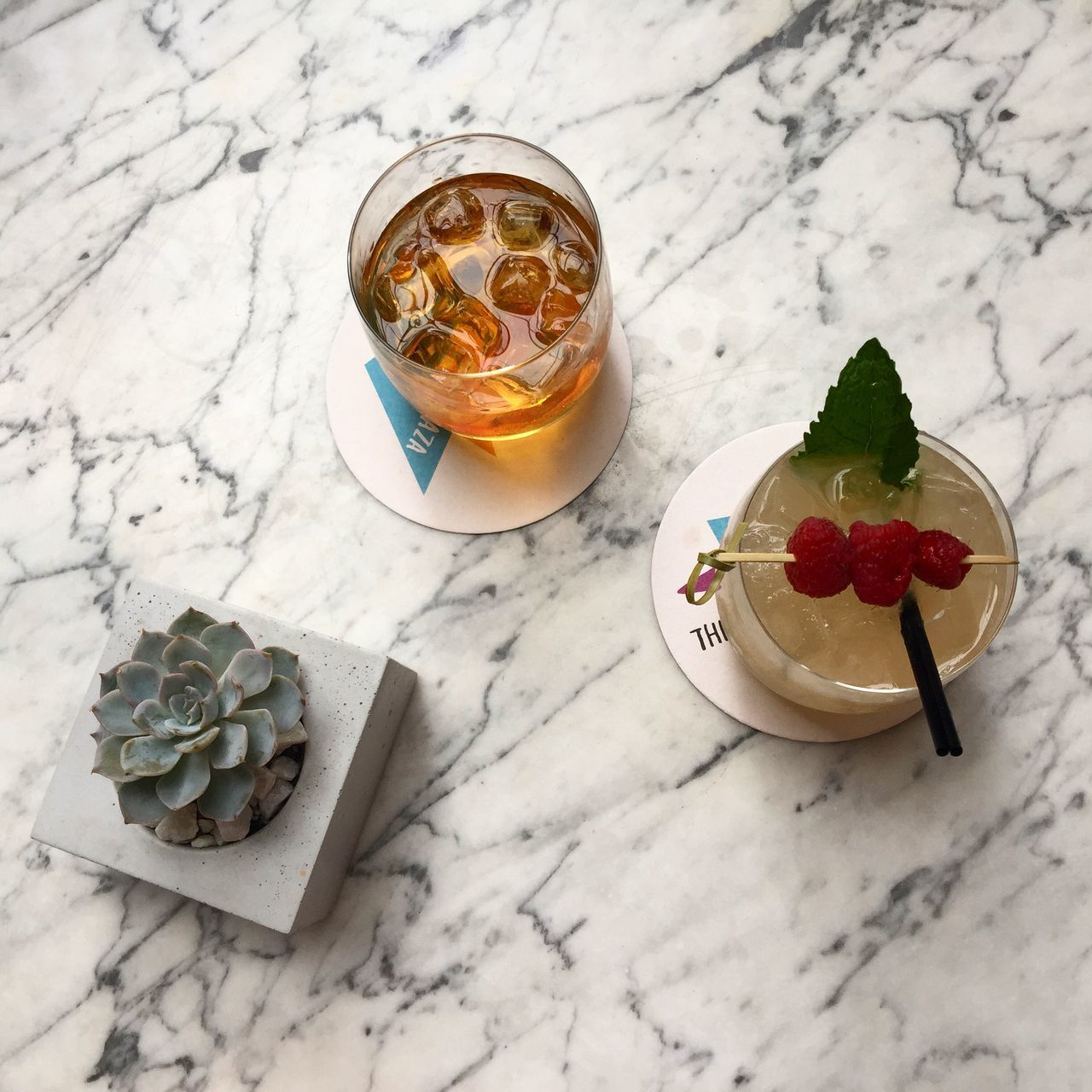 Drinks Drinks Cocktails Marble
