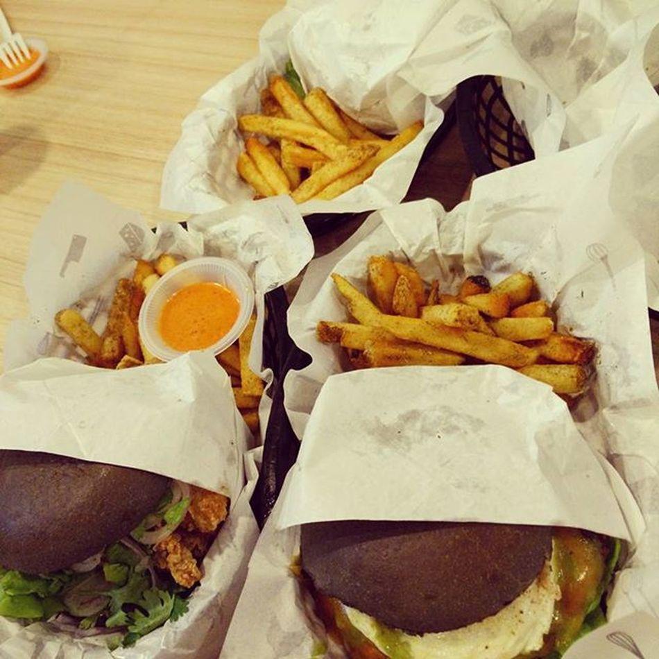 Burgerlab Charcoal Seaweedmayo Seapark