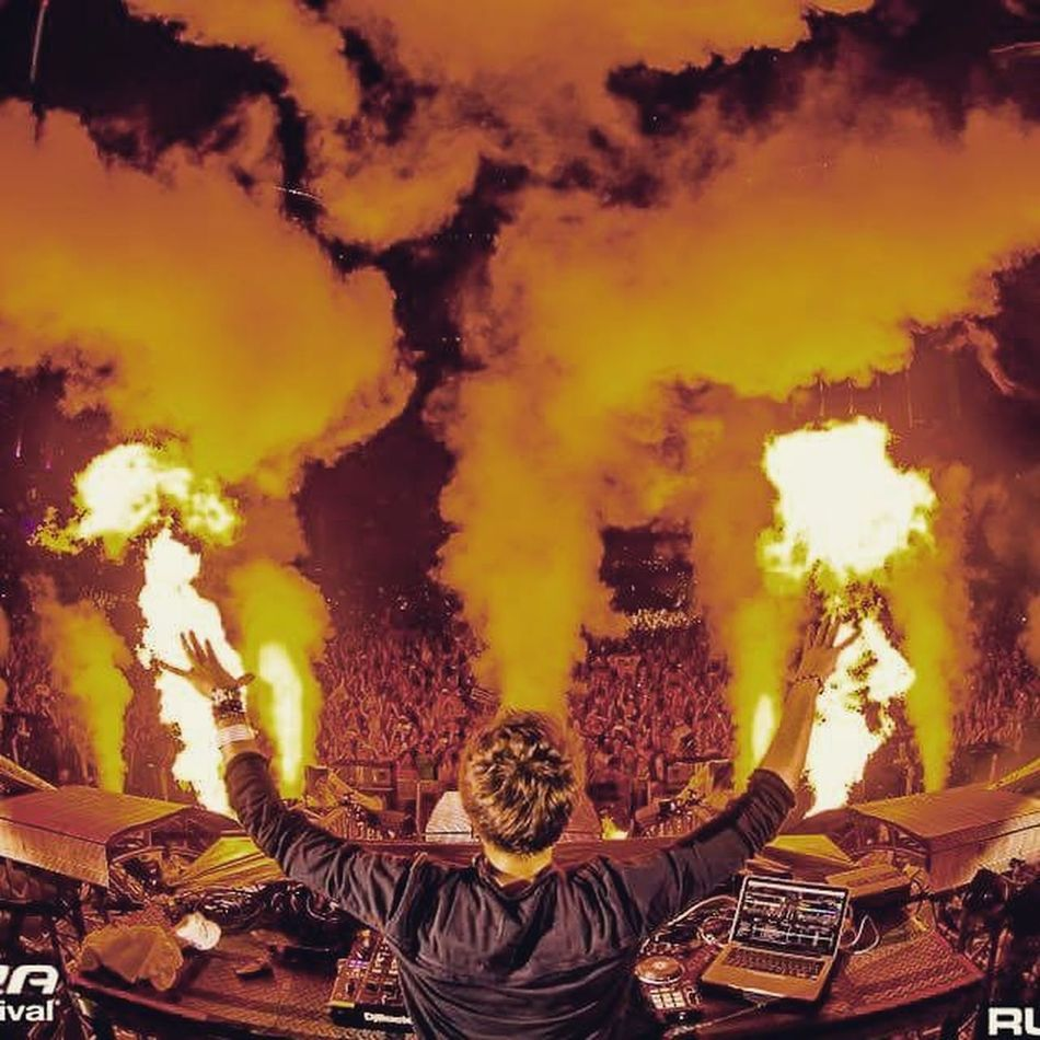 This is kind of epic. 😍 Zedd