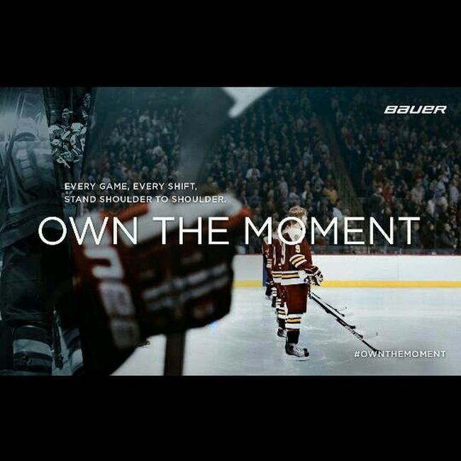 i love Icehockey <3 ♥ every game, every shift, stand shoulder to shoulder. Own The Moment