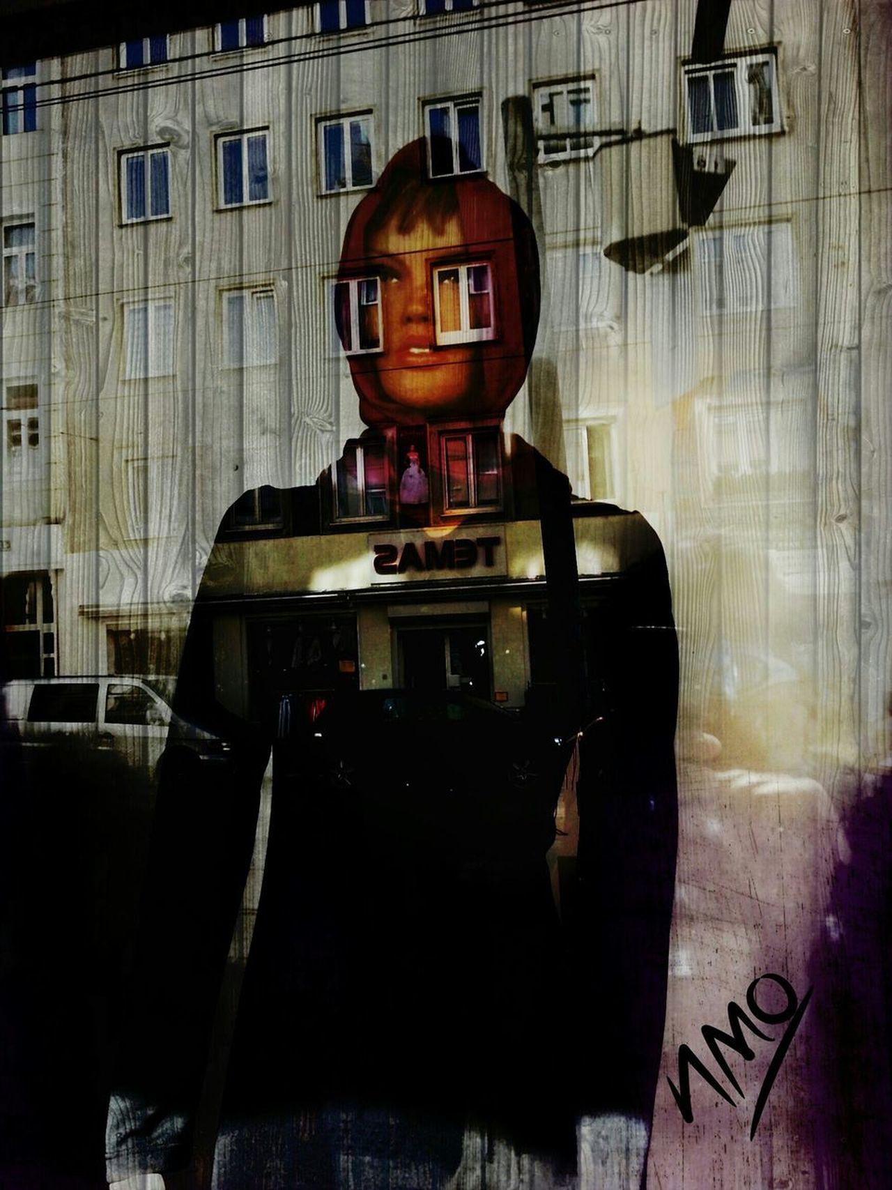 mannequin. Growing Better Hello World The Portraitist - 2015 EyeEm Awards YMO Ottakring Austria New Reality