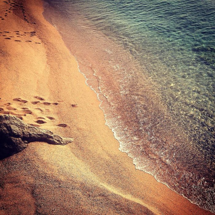 ☀️☀️☀️ Life Is Better At The Beach Meer Last Summer Praia Barcelona