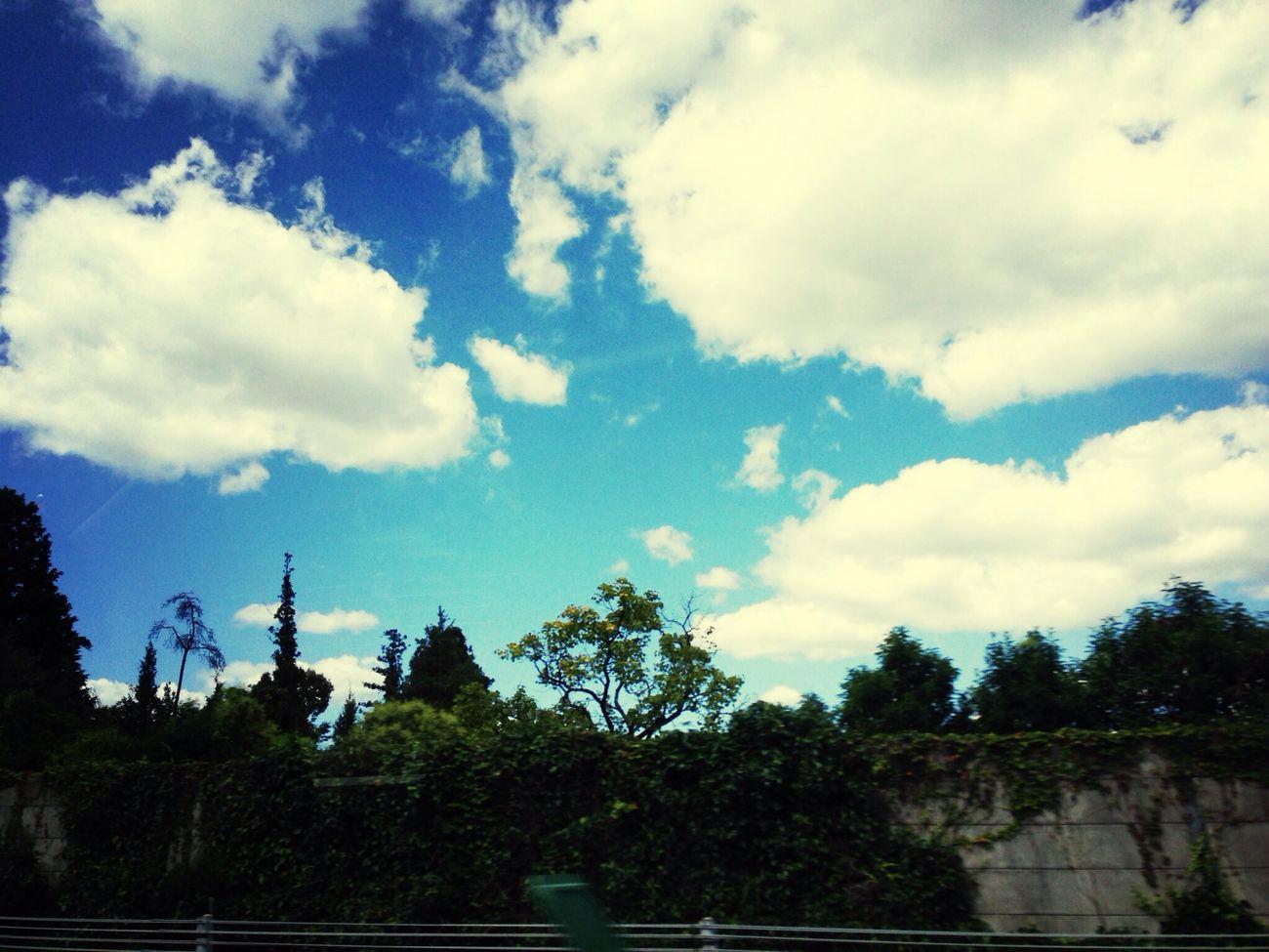 Traveling Sky