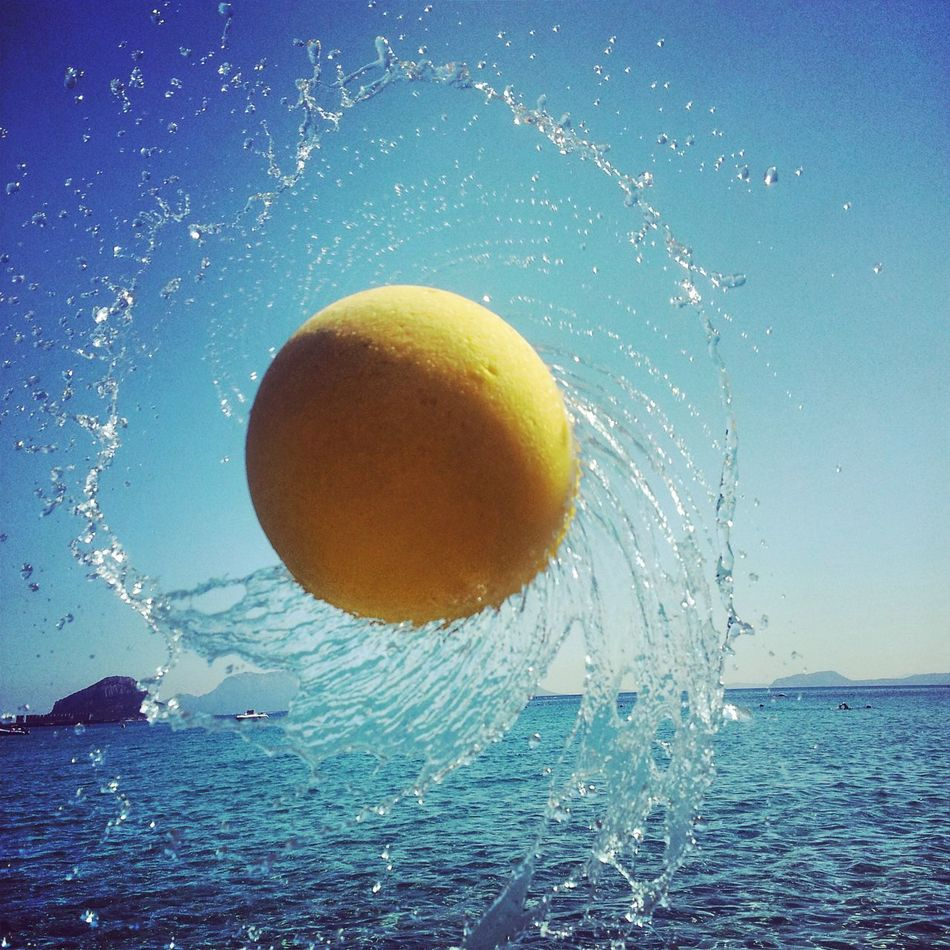 Beautiful stock photos of ball, Ball, Blue, Day, Golfo Aranci