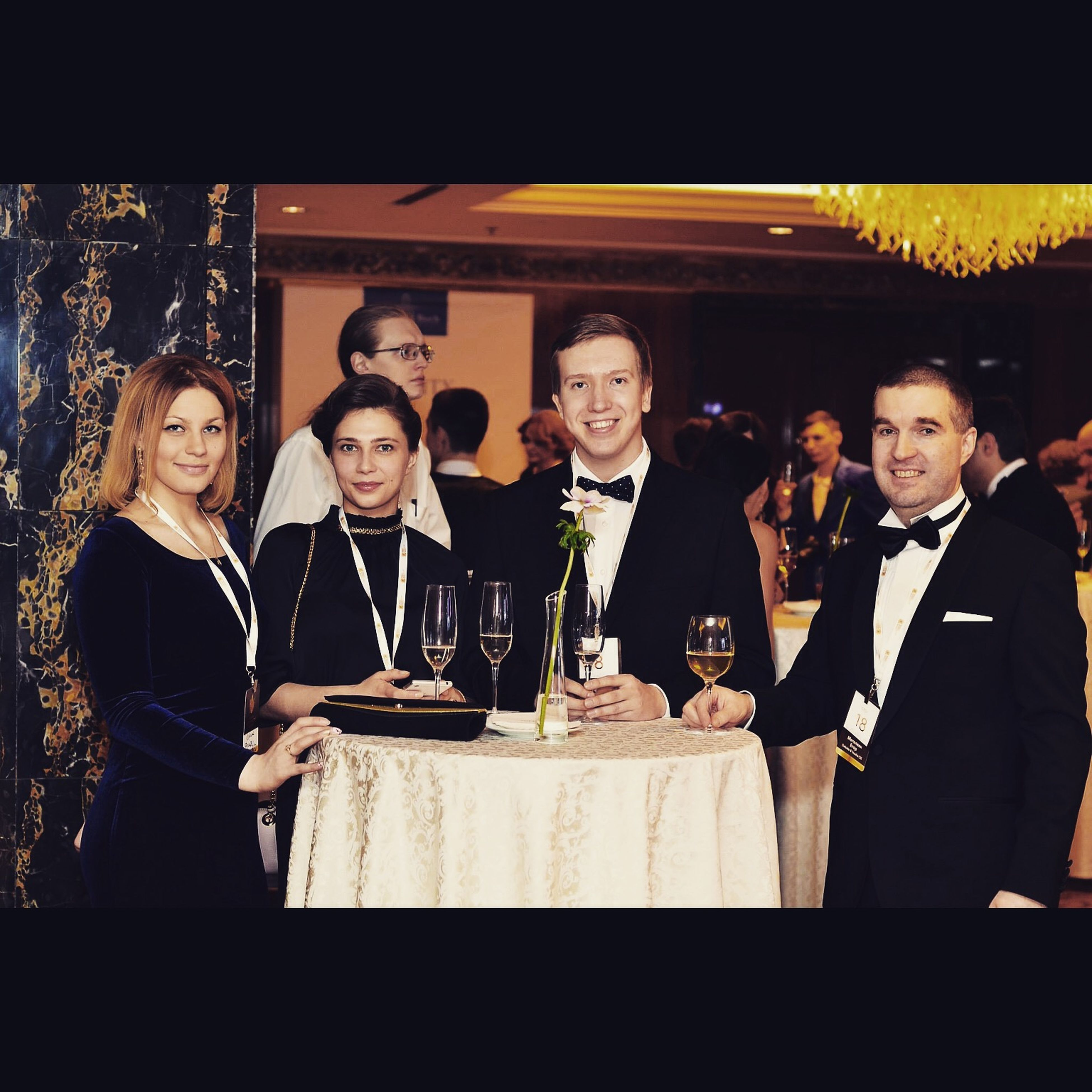 Lotte Russian Hospitality Awards Moscow Evening