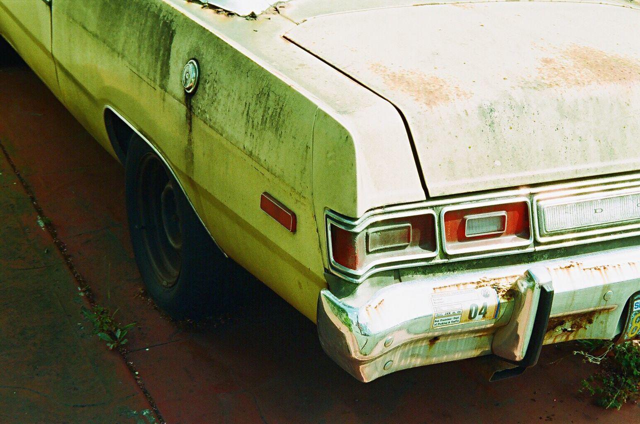 Film Classic Car Koduckgirl Film Photography
