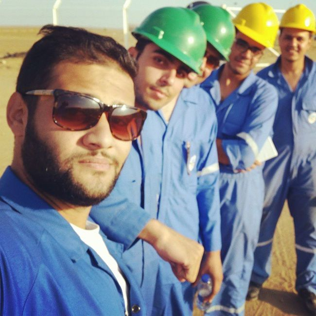 Petroleumengineers Training Westerndesert Sa7ara