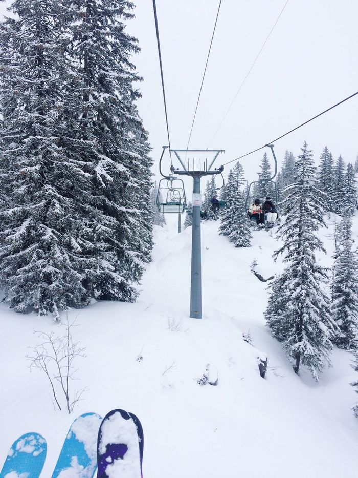 Ski day ?????? Villars Skiing With Friends Switzerland Toomuch Snow