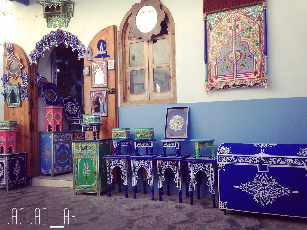 Bleu Beautiful Colors Sun ☀ Light Traditional No People Beauty Morroco