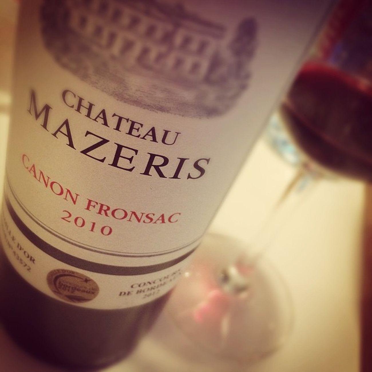 Fronsac. Winolife Instawine Winestagram Redwine Bordeaux