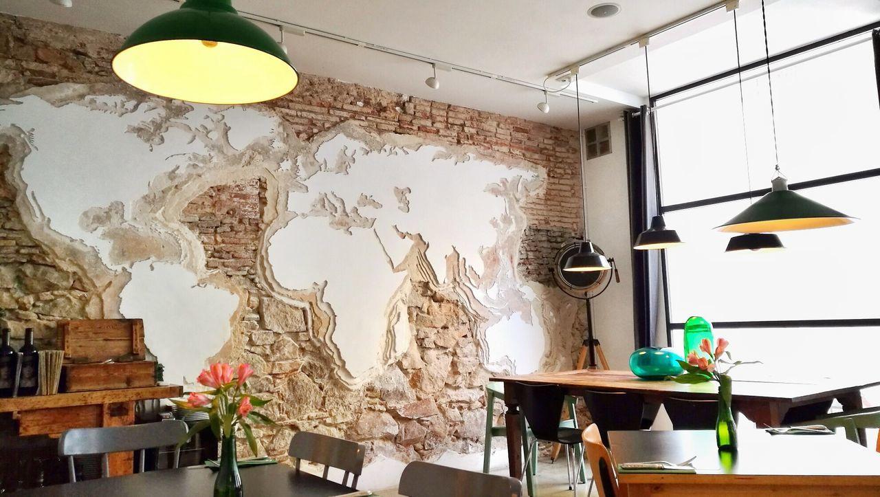 Tropico Barcelona Breakfast Vegan Food Gourmet Indoors  Food And Drink EyeEmNewHere Art Is Everywhere