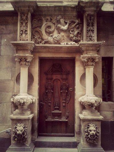 Old Door Doors EyeEm Best Shots EyeEm Best Shots - Architecture Outdoors Old But Awesome Wood Carved Wood Architecture Architecture_collection