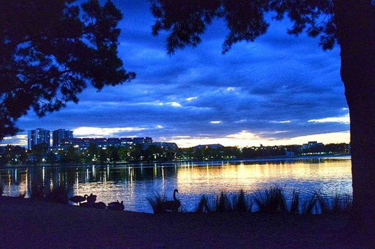 Lakeginninderra Thiscanberranlife Visitcanberra Canberra