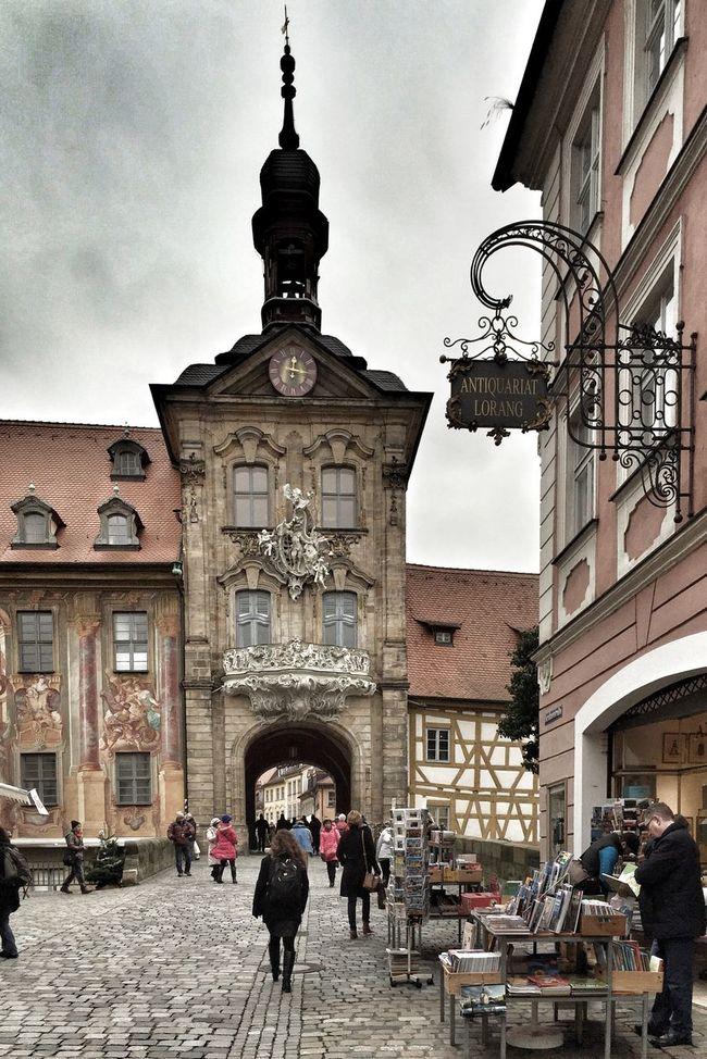 Old Town Obere Brücke Altes Rathaus