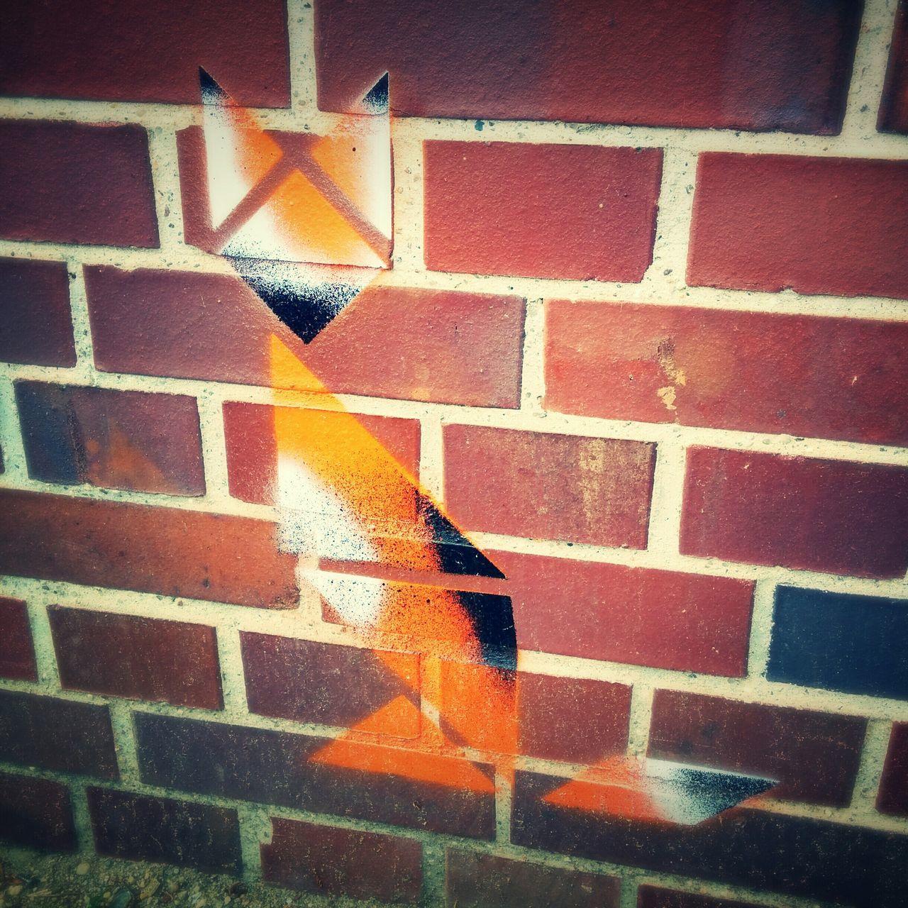 Fox Animals Graffiti Streetart Urban Geometry