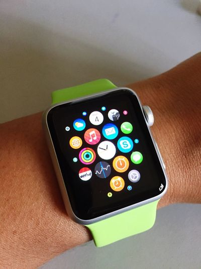 I miss running with u. IWatch IWatch Apple Technology Technology I Can't Live Without Apple Green Gifts ❤