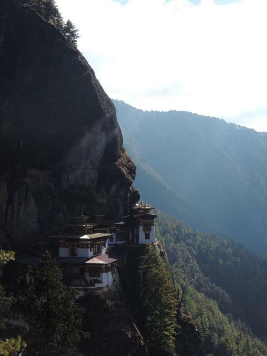 Tiger's Nest Nature ASIA Tiger's Nest Mountain Scenic Scenery Bhutan Fine Art Photography