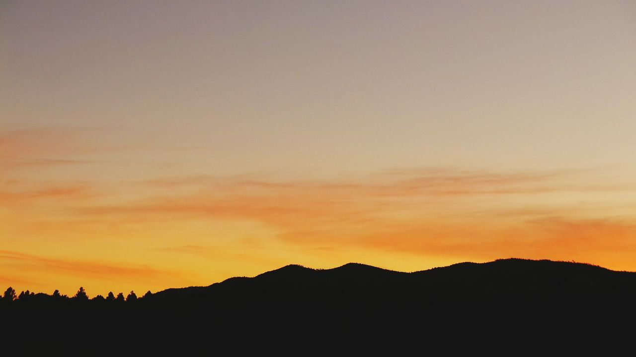 Sunset Silhouette Nature Beauty In Nature No People Sky Scenics Outdoors Tree Mountain NewMexicoTRUE Newmexicoskys Newmexicophotography Newmexicoskies Newmexicoweather Newmexicomountain Newmexicosunsets Newmexicosunset Day